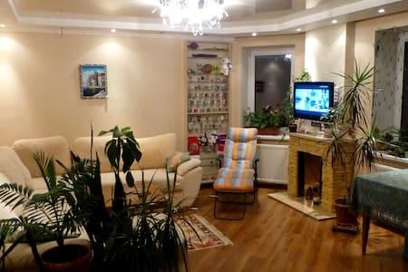 Комната в уютной и просторной квартире около парка - Ryazan'