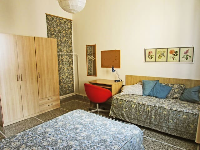 Cozy room in a strategic position - Pisa - Apartamento