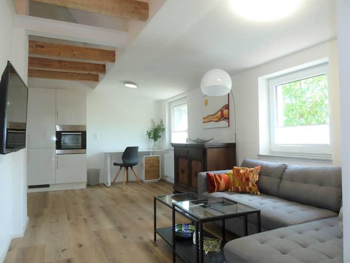 """""""Unsere Suite"""" Serviced Apartment (5) im DG"""