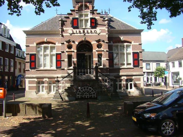 Oude gemeentehuis van Kerkdriel
