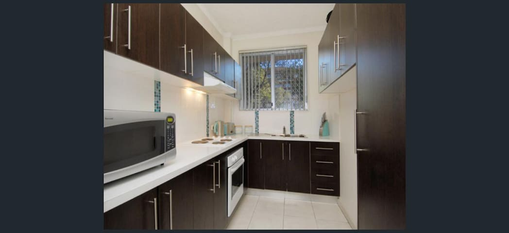 Spacious place minutes to station - Bexley - Apartment