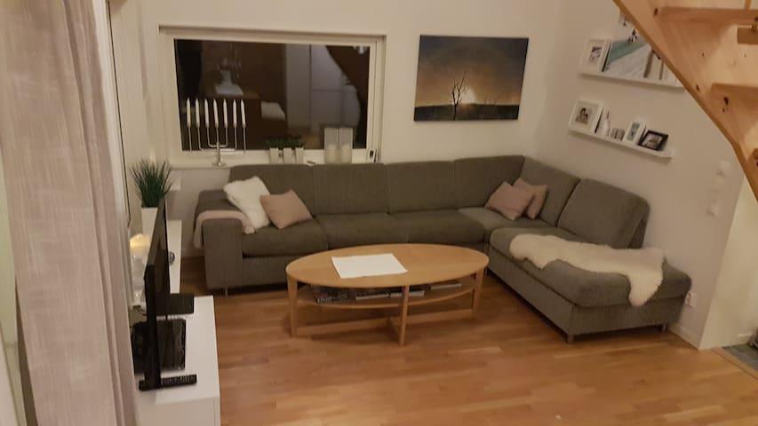 Perfect apartment at Riksgränsen