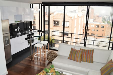 Beautiful apartment in a great zone - Bogotá - Huoneisto
