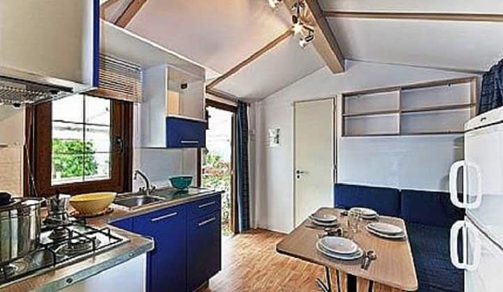 Casa Mobile Standard  Camping La Scogliera Salento