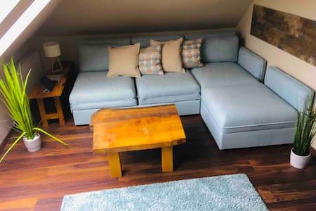 Wood Apartman Deluxe Belváros