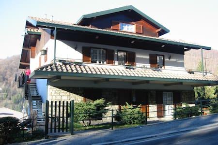 appartamento in villa - Serina - Leilighet
