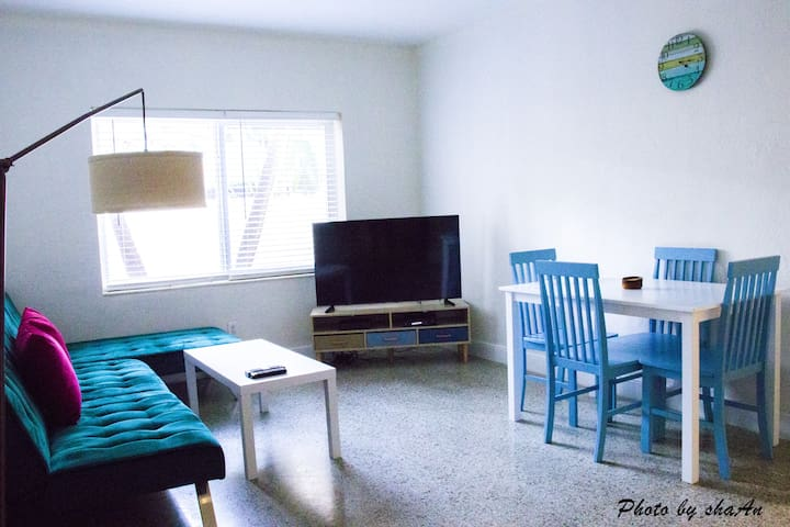 ❤️Entire apartment, beach, long term available❤️#3