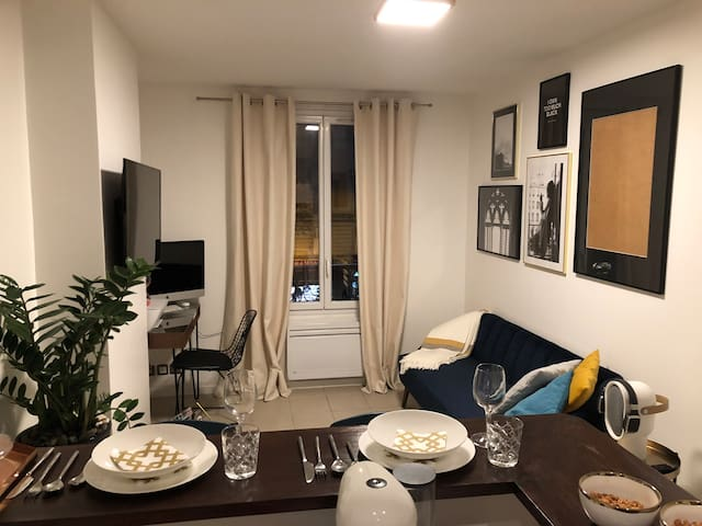 Appartement Luxe  à 1 minutes de Paris