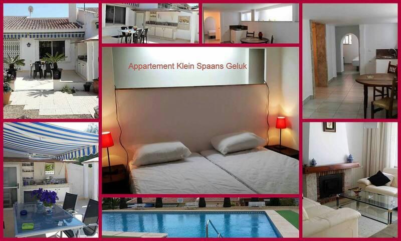 Sfeervol appartement Costa Blanca - La Nucia - Apartamento