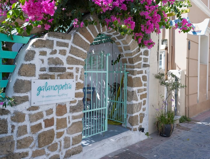 Galanopetra Boutique Hotel in centre of Rhodes