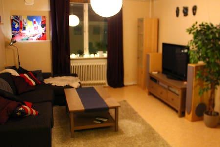 Central and peaceful landshövdingehus apartment - Göteborg