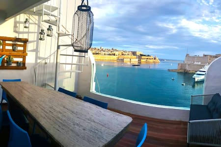 Valletta Views, Ta' Sofia Penthouse - Senglea