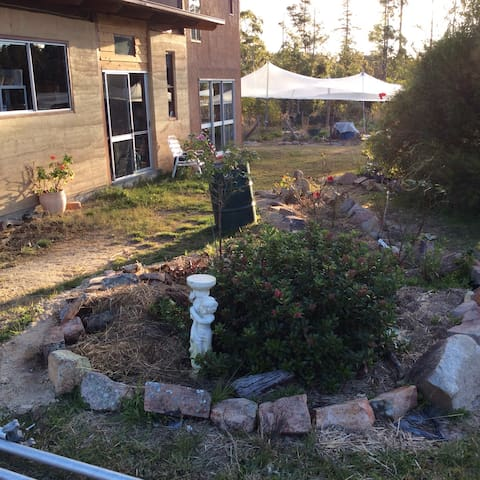 Samadhi Springs Permaculture Project - Stanthorpe - Bobil