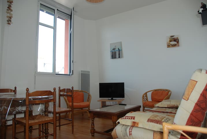 Seaside Apartment (400m) and close to city center - Saint-Quay-Portrieux - Flat