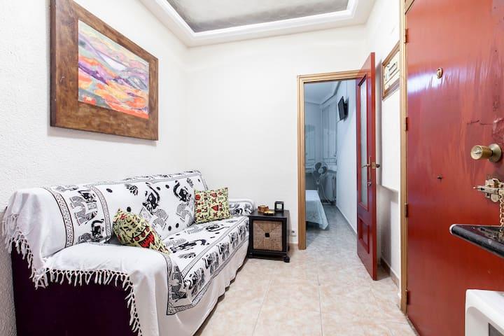 Apartamento en zona Plaza España