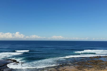 Brilliant ocean views - Newcastle East