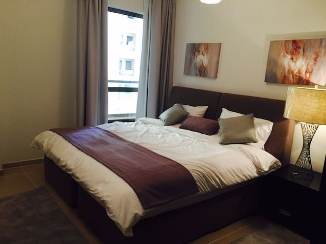 Fully furnished room walking distance to JBR beach