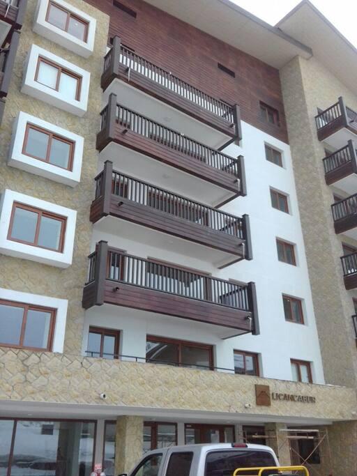 Edificio Licancabur