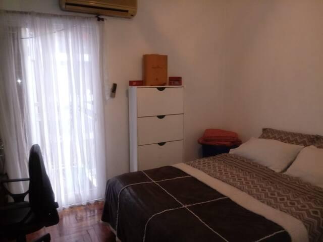 Cálida habitación en Belgrano R