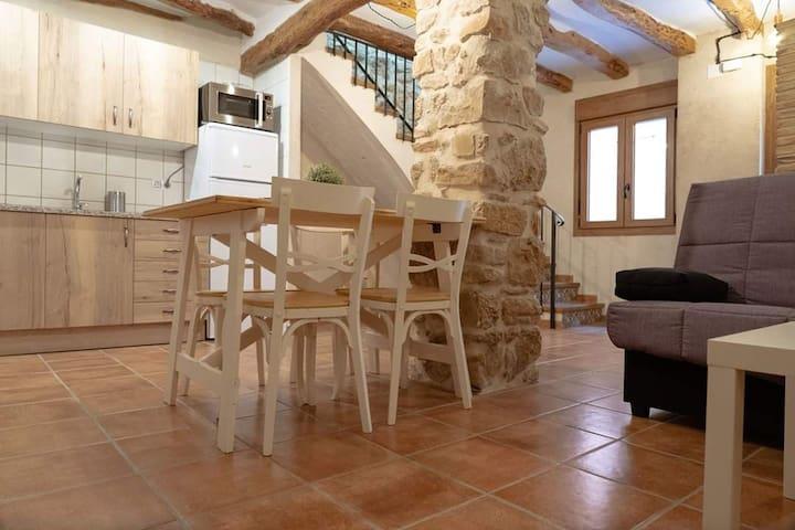 Casa acogedora en La Torre de l'Espanyol