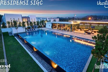 Seremban SIGC Resort Living Private Bedroom