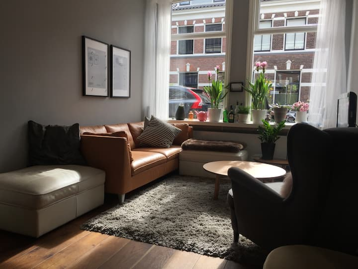 Beautiful Apartment in the Heart of Utrecht