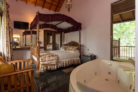 Resort Bungalow at Bird & Horse Farm- 18Km Colombo