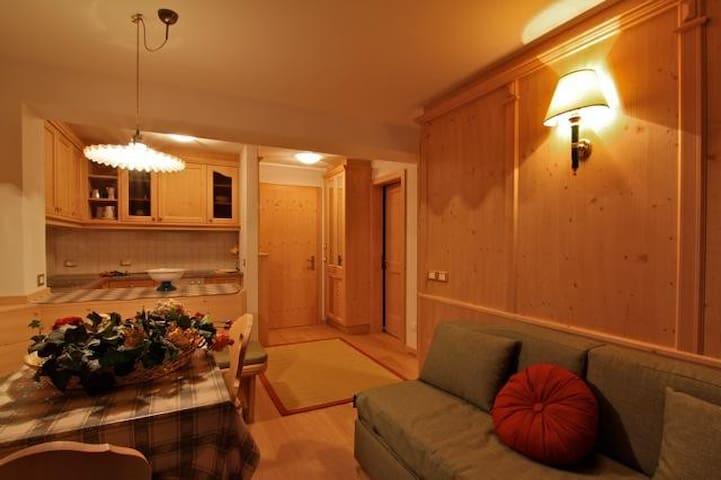 Bilocale in Residence Salvan App. n. 302 - Kurfar - Wohnung