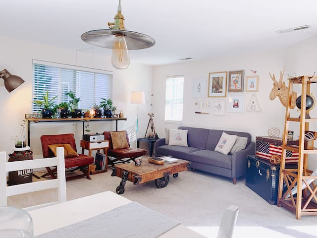 Renovated Cozy Apartment in N Berkeley