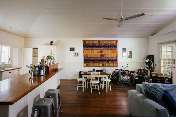 Gorgeous Brunswick Home - Brunswick - Huis