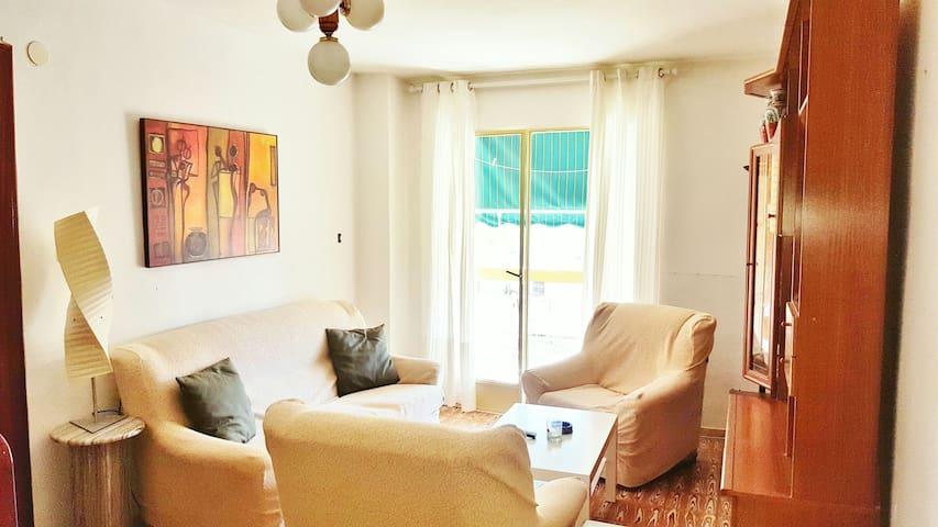Piso céntrico en Villajoyosa - La Vila Joiosa - Apartment