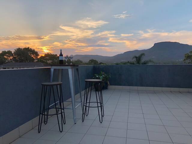 Whole Top Floor | East Bedroom | Location | Views