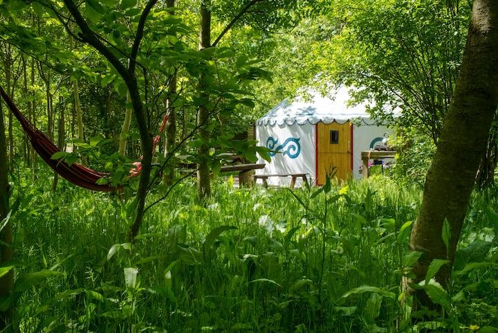 Goodwood Event Accommodation Luxury Yurt Village