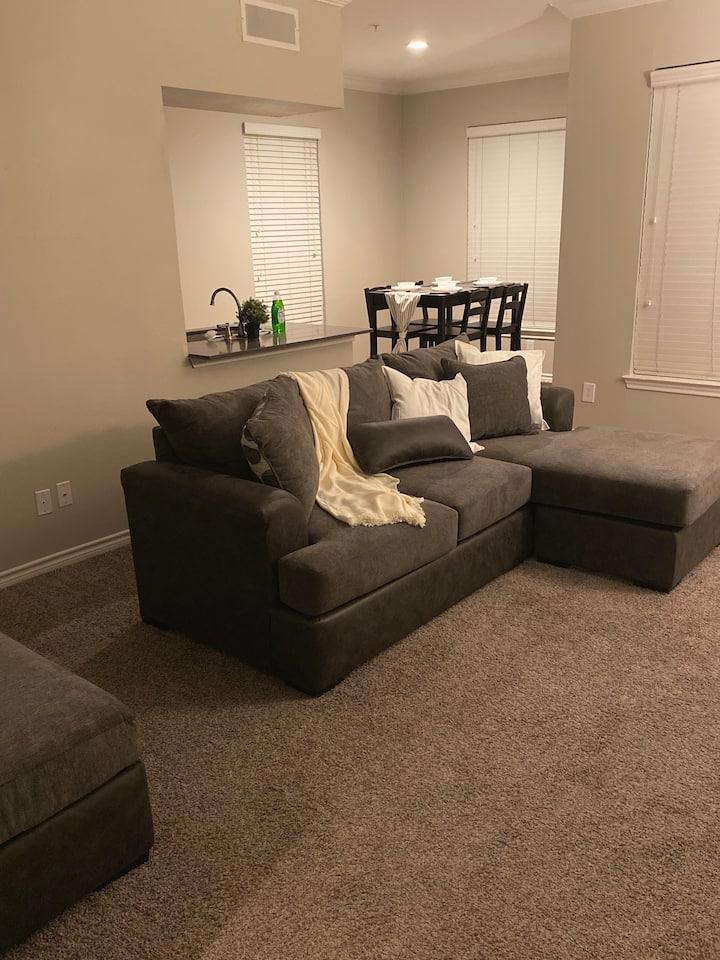 Modern Luxury Apartment in Dallas