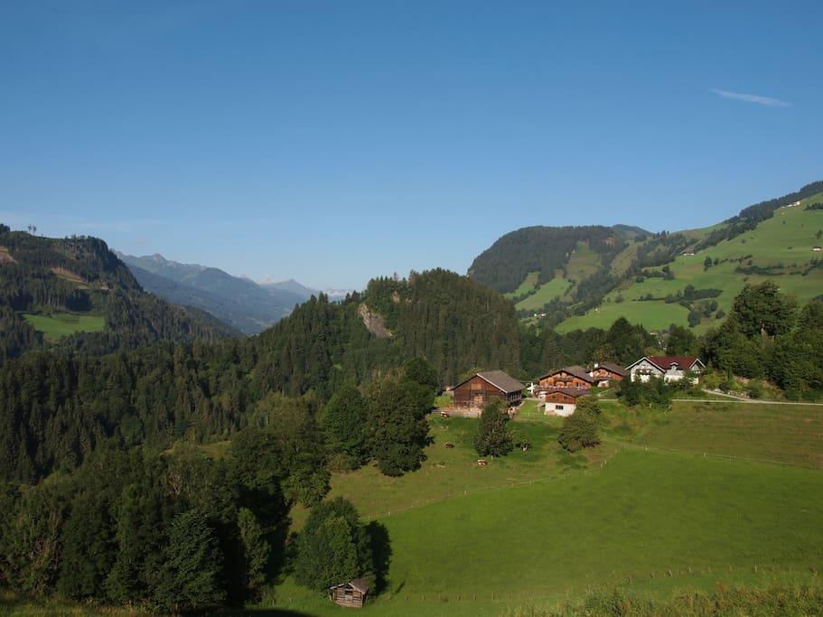 Sonniger bungalow in goldegg f r 10 16 personen for Boden 10 goldegg