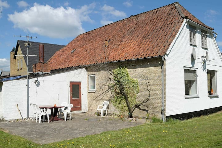 Lovely Holiday Home in Broager Jutland with Garden