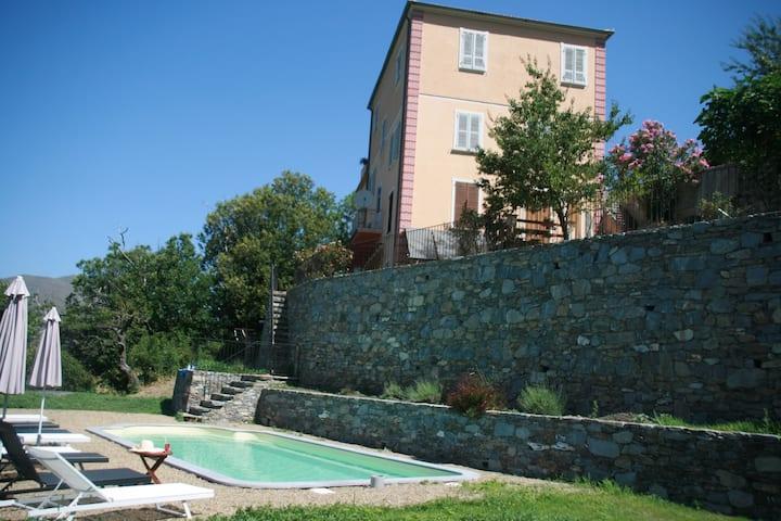 Charme et détente en Centre Corse