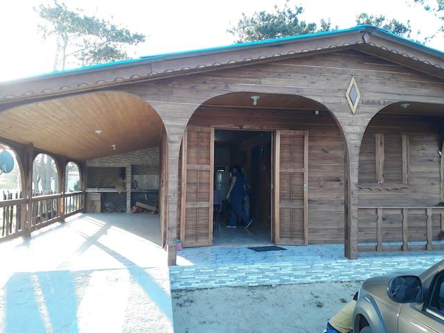 Alquiler de cabaña para 5 personas en La Alborada