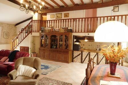 Belle maison périgourdine de charme - Montagrier - House - 2