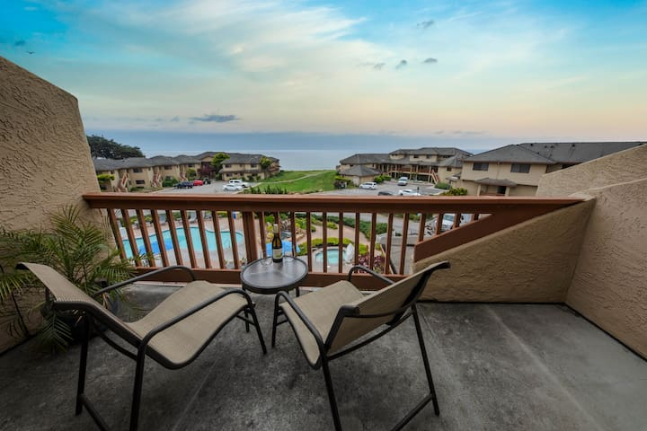 Seascape Ocean View Condo