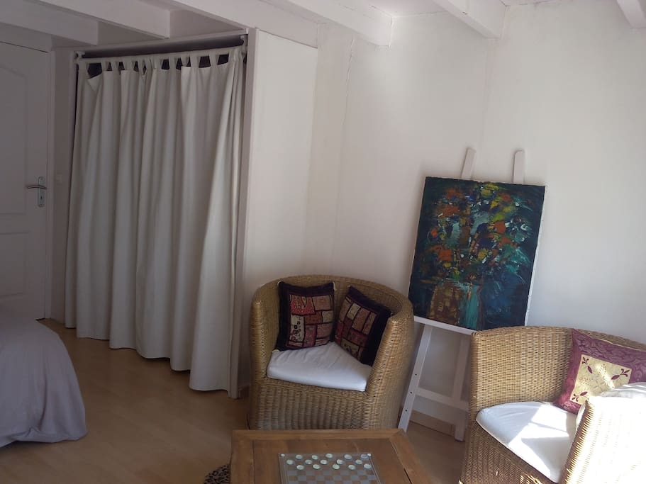 Chambre 18 m2 ind pendante houses for rent in saint for Chambre 18m2