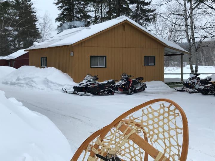 Private all-season pine cabin on the Miramichi- 8