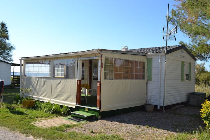 Mobil Home 6pers/Camping calme Proche MONTPELLIER