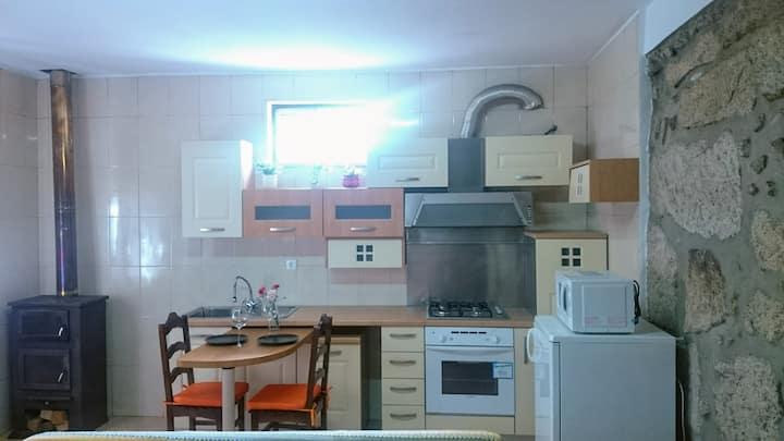 Casa T1 - Aguieira -Póvoa Dão - Serra da Estrela