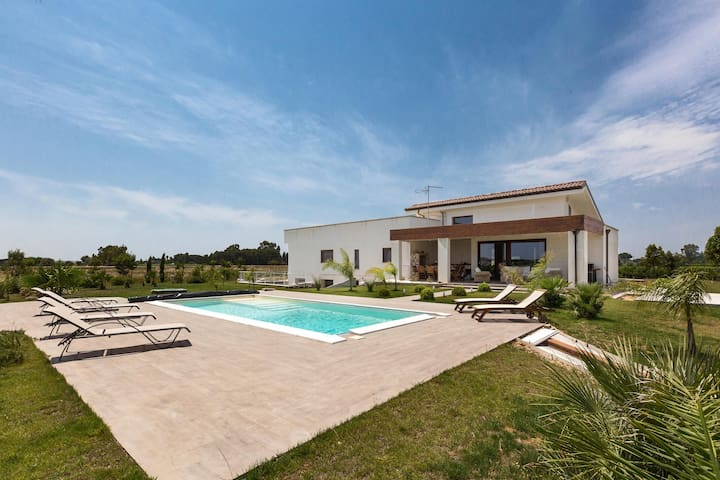725 Villa with Pool in Leverano - Leverano - Apartamento