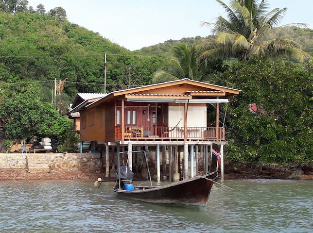 Fisherman House-Koh Yao Noi - Phang-nga - Hus