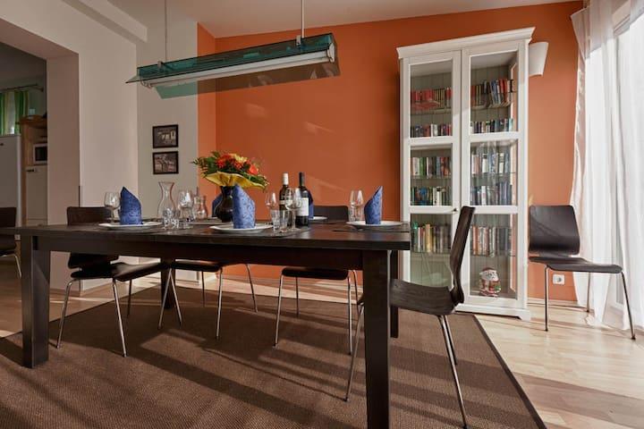 Luxusapartment mit Garten - Mönchhof, Neusiedlersee - Casa