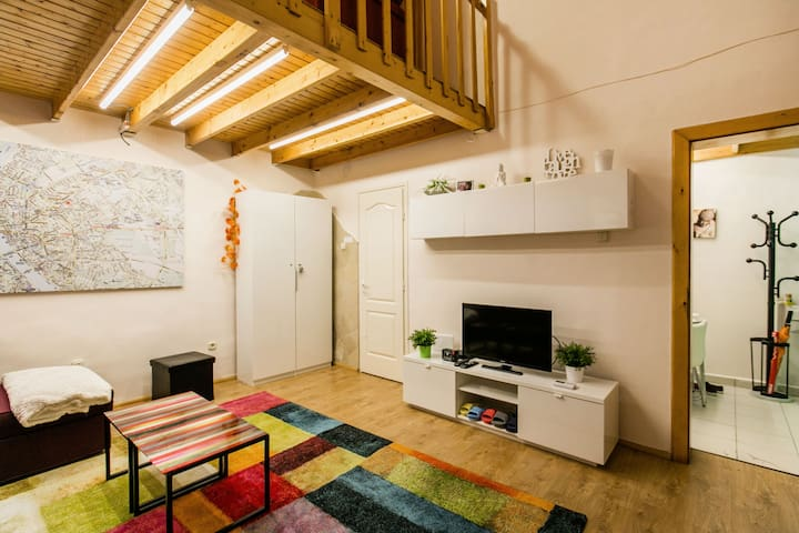 Izabella Good Karma Home for your pleasant stay - Apartments for ...