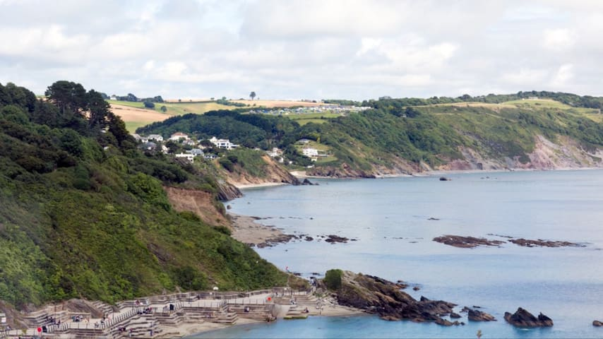 Clipper House, Mainsail - Looe - Appartement