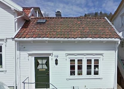 Sjarmerende Sørlandshus - Mandal
